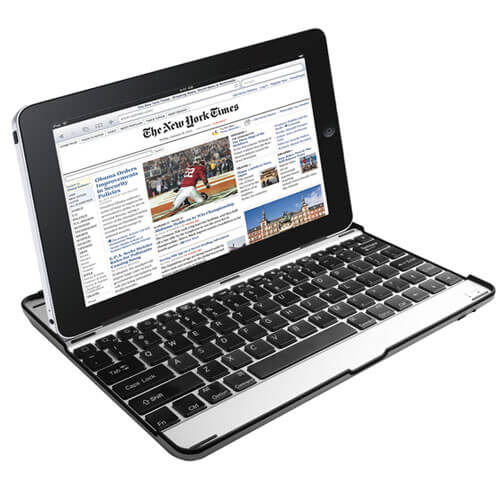 iMounTEK iPad2/3 Aluminum Keyboard Case
