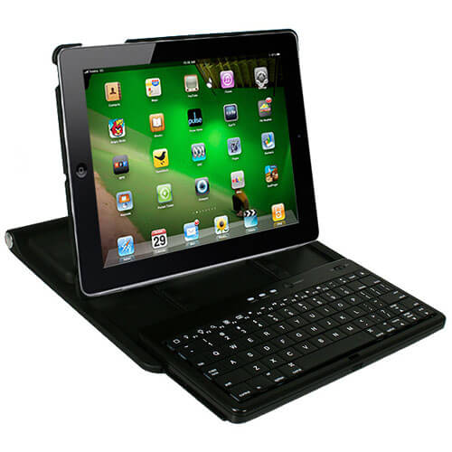 iMounTek iPad2 Bluetooth Keyboard Case Cover