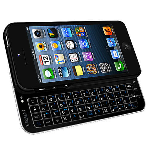 iPhone5/5S Bluetooth Keyboard Case